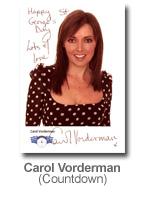 Carol Vorderman - Countdown