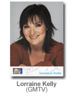 Lorraine Kelly - GMTV