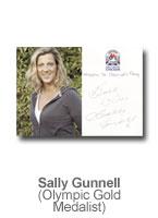 Sally Gunnell - Olympic Gold Medalist