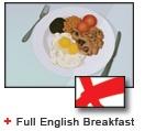 Full English Breakfast bunting